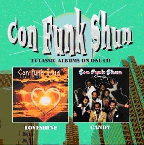 Loveshine / Candy /  Con Funk Shun [Audio CD] - Seller: Zoverstocks - New / Nuevo (H)