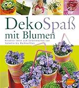 DekoSpaß mit Blumen: Kreative Ideen zum Selbermachen von Valentin bis Weihnachten