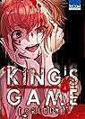 King's Game Origin, tome 4 par Kanazawa