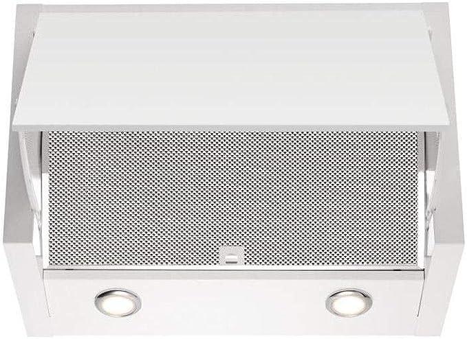 Electrolux LFE116W Monté au mur Blanc 730m³/h C - Hottes (730 m³/h, Conduit/Recirculation, C, A, C, 71 dB)