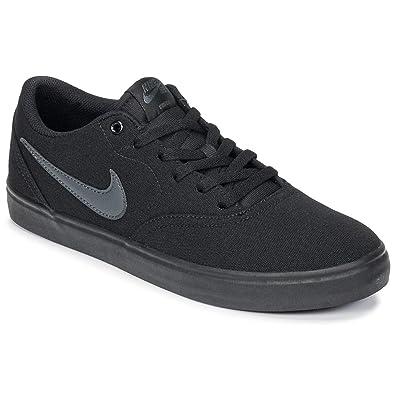 Nike Herren Sb Check Solarsoft Canvas Skateboardschuhe
