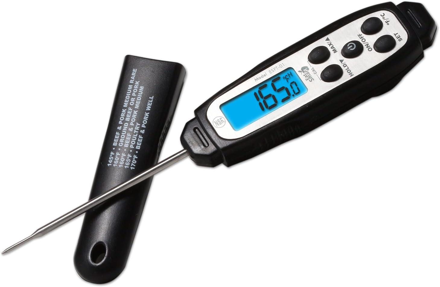 EatSmart ESFT-01 Precision Digital Thermometer