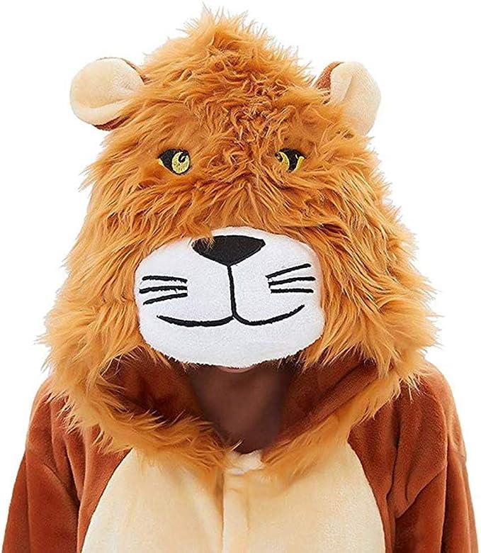 Adultos Niños Pijama Animal Cosplay Disfraces Enterizo Ropa de ...