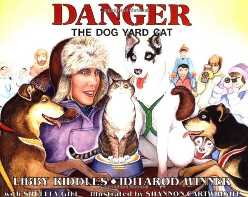 Danger Dog Yard Cat PAWS product image