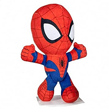 Peluche Spiderman Marvel Soft 19cm: Amazon.es: Juguetes y juegos