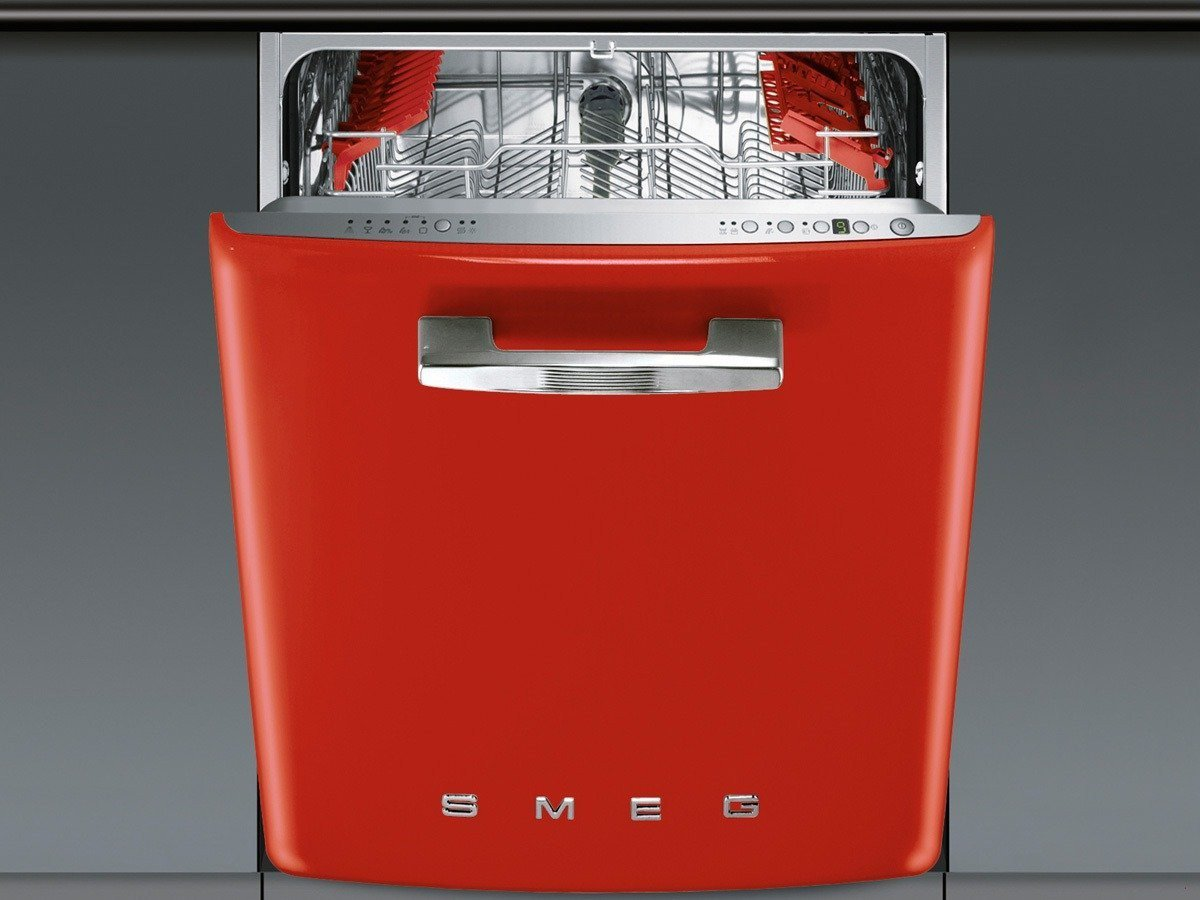 Smeg ST2FABR2 Undercounter 13place settings A+++ dishwasher ...