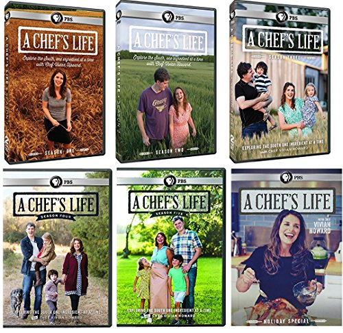 Price comparison product image A Chef's Life Seasons 1-5 + A Chef's Life Holiday Special