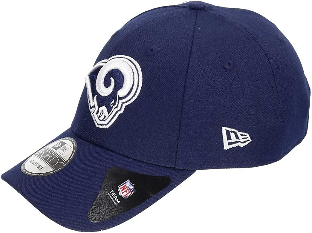 New Era NFL LOS ANGELES RAMS The League 9FORTY Game Cap: Amazon.es ...