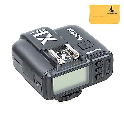 8 opinioni per Godox X1C Trasmettitore Wireless TTL per fotocamere della serie EOS di Canon