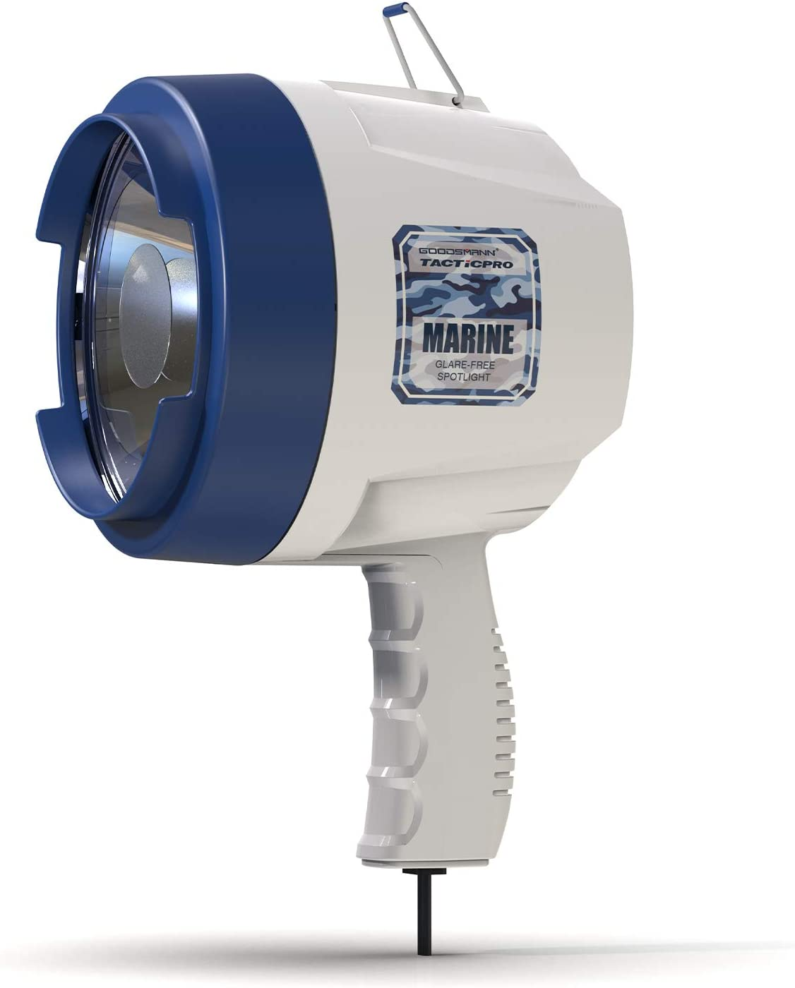 West Marine Waterproof LED Flashlight 60 Lumens Battery Included New /& Free SH