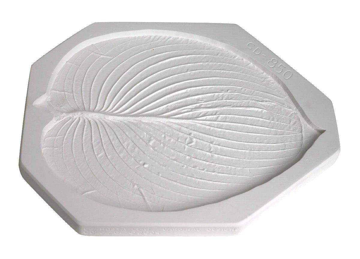Mayco Hosta Leaf Press Mold, 14 x 10-1/2 in