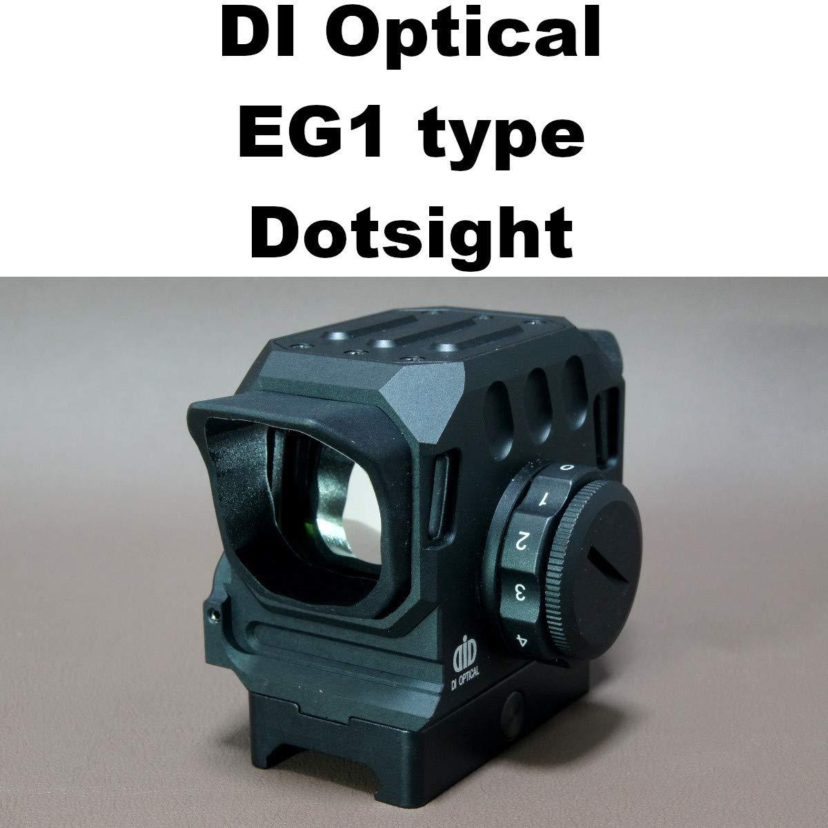 DI Optical EG1 タイプ ドットサイト 559-805 エアガン 電動ガン ガスガン スコープ B07S92D96Y