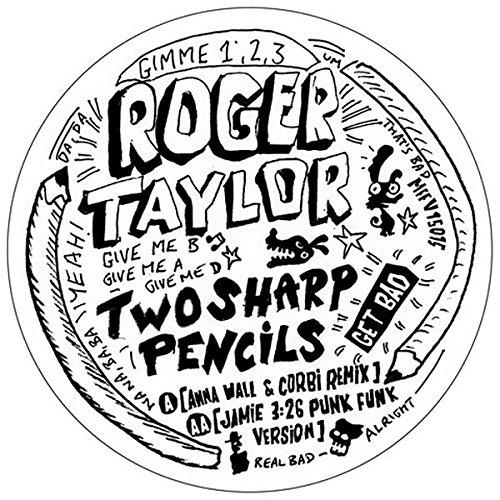 Vinilo : Roger Taylor - Two Sharp Pencils (get Bad) (12 Inch Single)