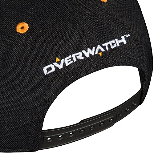 70a6803e1 Amazon.com: JINX Overwatch Heroes Snapback Baseball Hat, Multi colored, One  Size: Clothing