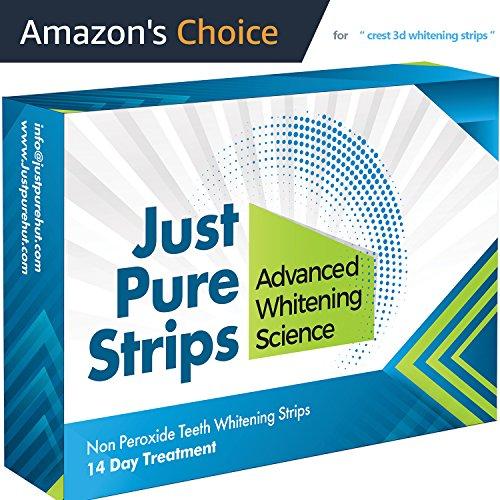 Dentist Teeth Whitening Strips - Best Advanced Professional 3d Whitestrips...