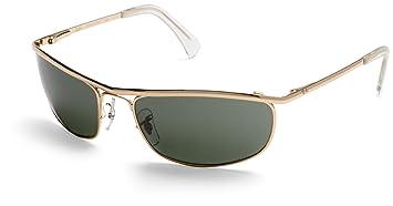 36bb84ee58 Amazon.com  Ray-Ban RB3119 Olympian Sunglasses Arista Crystal Green ...
