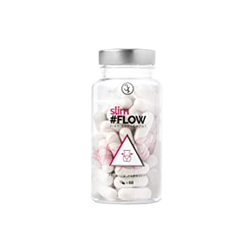 Powerful Slimming Pills By 3flow For Weight Loss Fat Burner Natural Ingredients Vitamins Amino Acids One Month Supply 60 Caps Vegan Friendly