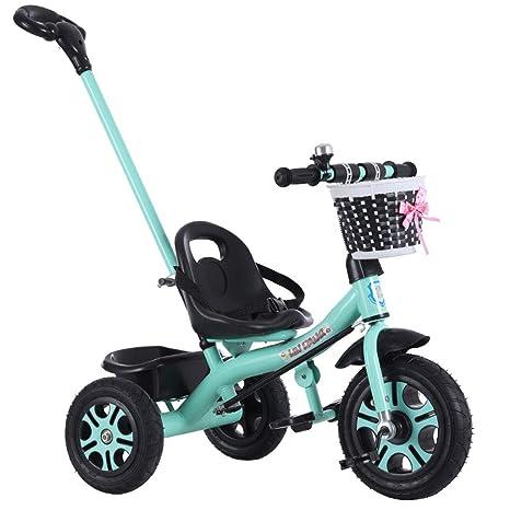 Xiao ping Triciclo para niños, Carro, Bicicleta para bebés ...