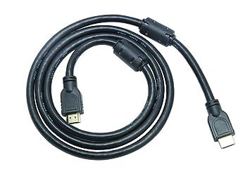xpismii Ultra Cable HDMI de alta velocidad, 5 pies, versión 2.0 ...