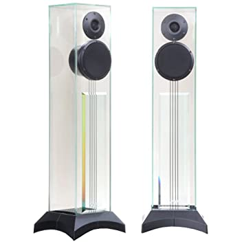 Amazoncom Waterfall Audio Iguascu Evo Floor Standing