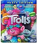 Cover Image for 'Trolls [Blu-ray + DVD + Digital HD]'