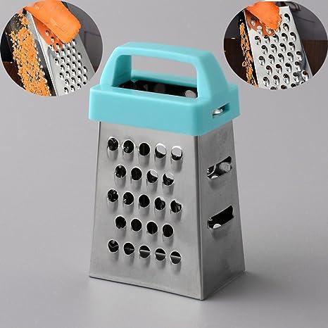 Bazaar Mini 4 lados multifuncional zanahoria ajo máquina de cortar cortador de verduras de mano cortador