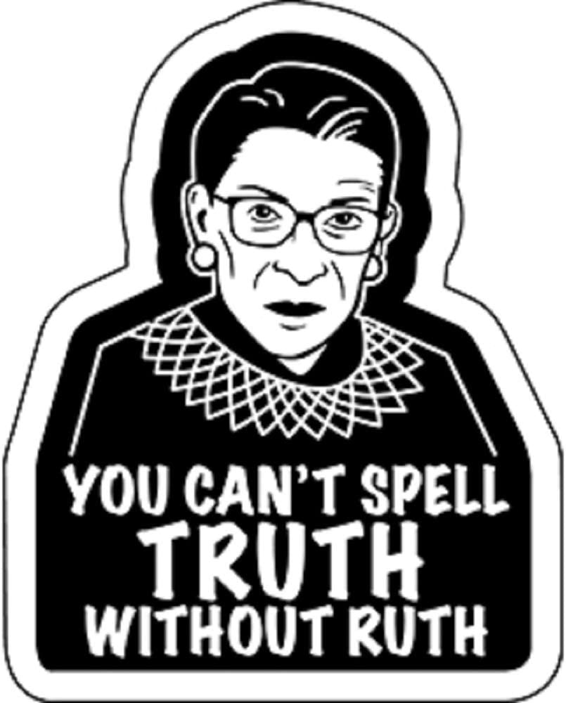 C&D Visionary CDX Truth Ruth Sticker, Multi-Colored