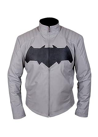 Leatherly Bruce Arkham Of Batman Wayne Homme Veste Dawn Justice gwrgTqY