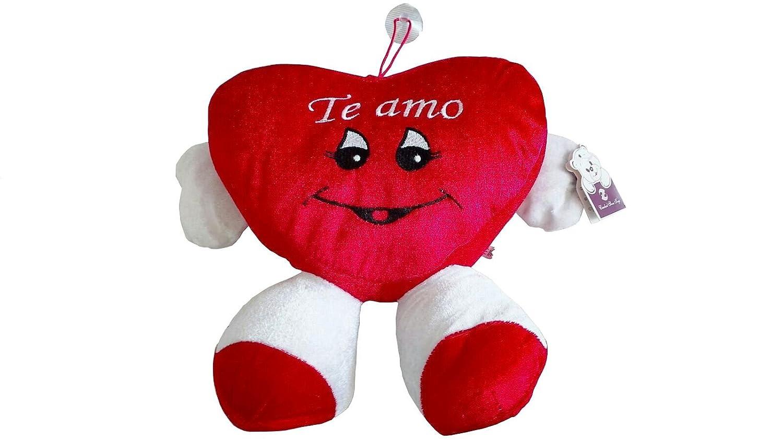 Cojines para sofa corazon rojo TE AMO.Decorativos.Para cama ...