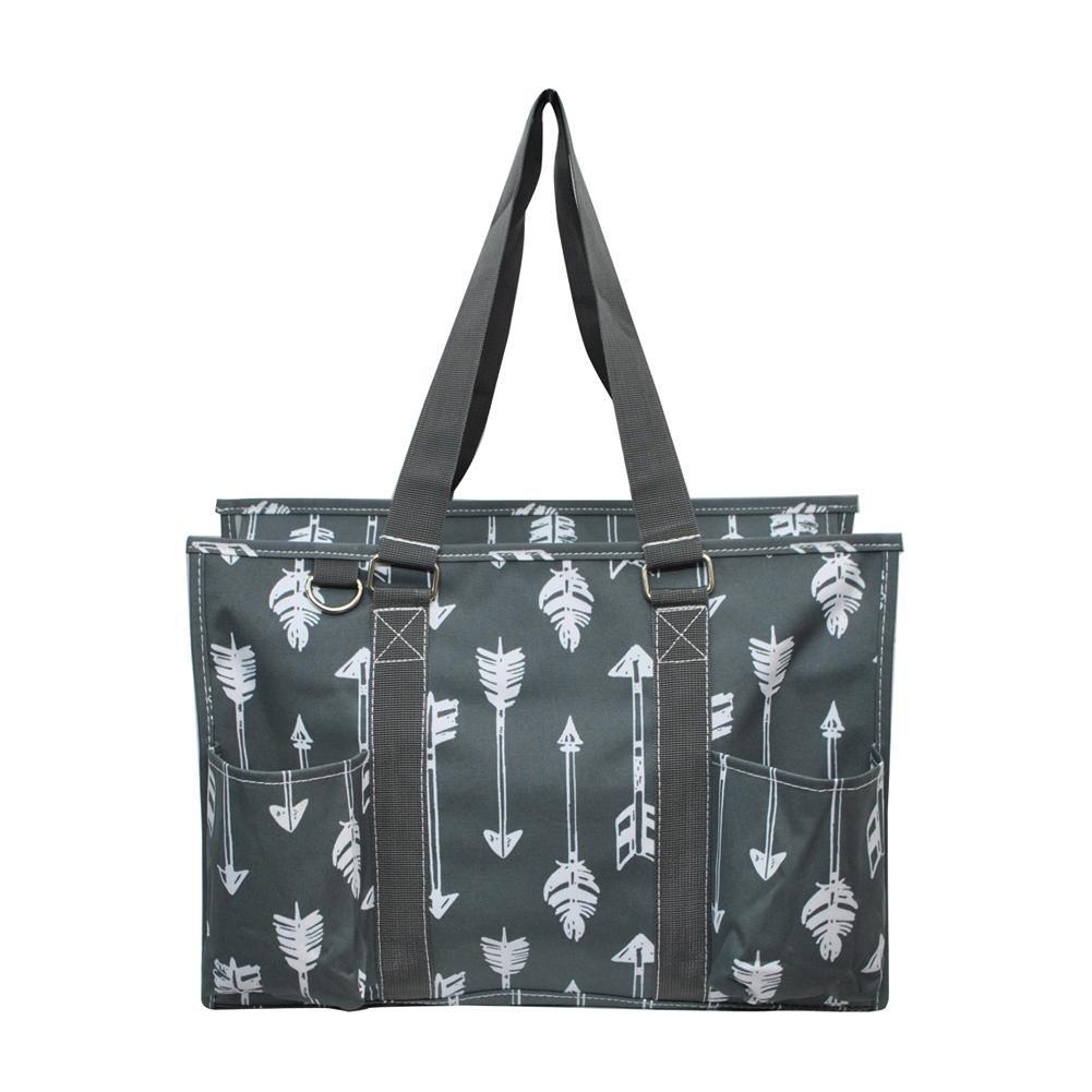 N Gil All Purpose Organizer Medium Utility Tote Bag 3 (Arrow Grey)