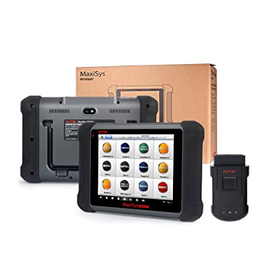 MS906BT is an Autel scan tool that is based on the Android operating system