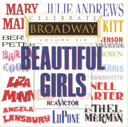 Celebrate Broadway, Vol. 6: Be...