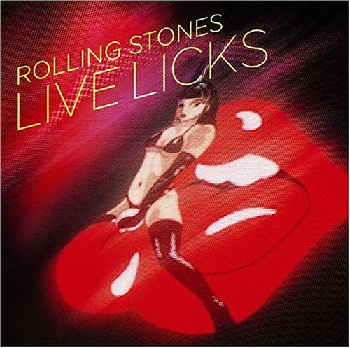 Live Licks bikini Version cover       Clean Ranking TOP1 Special sale item