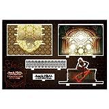 .hack//G.U. Last Recode acrylic diorama stand (Gurima Reve Cathedral)