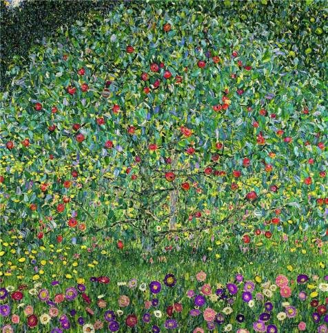 High Quality Polyster Canvas ,the Replica Art DecorativePrints On Canvas Of Oil Painting 'Apple Tree, 1912', 20x20 Inch / 51x52 Cm Is Best For Study Gallery Art And Home Decoration (1912 Halloween Costumes)