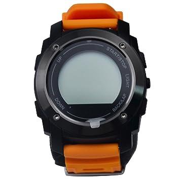 Classic Bluetooth SmartWatch Reloj Inteligente, con corazón ...