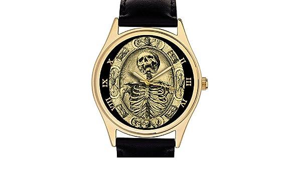 cc7d22328f5a Fantástico reloj de pulsera Tempis Fugit