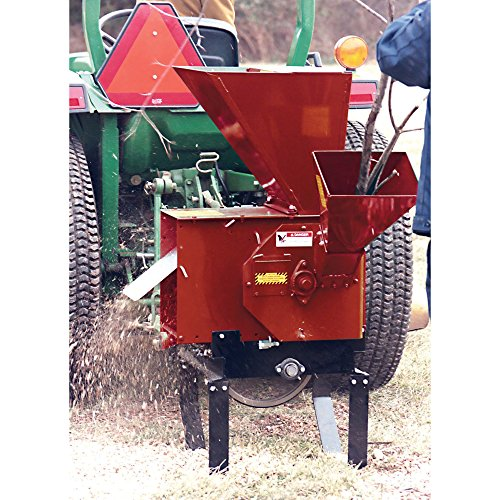 Merry-Mac-PTO-ChipperShredder-3-12in-Capacity-Model-TPH-122M