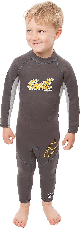 O Neill Toddler Little Kids Neoprene Full Body Wetsuit for Slender Children