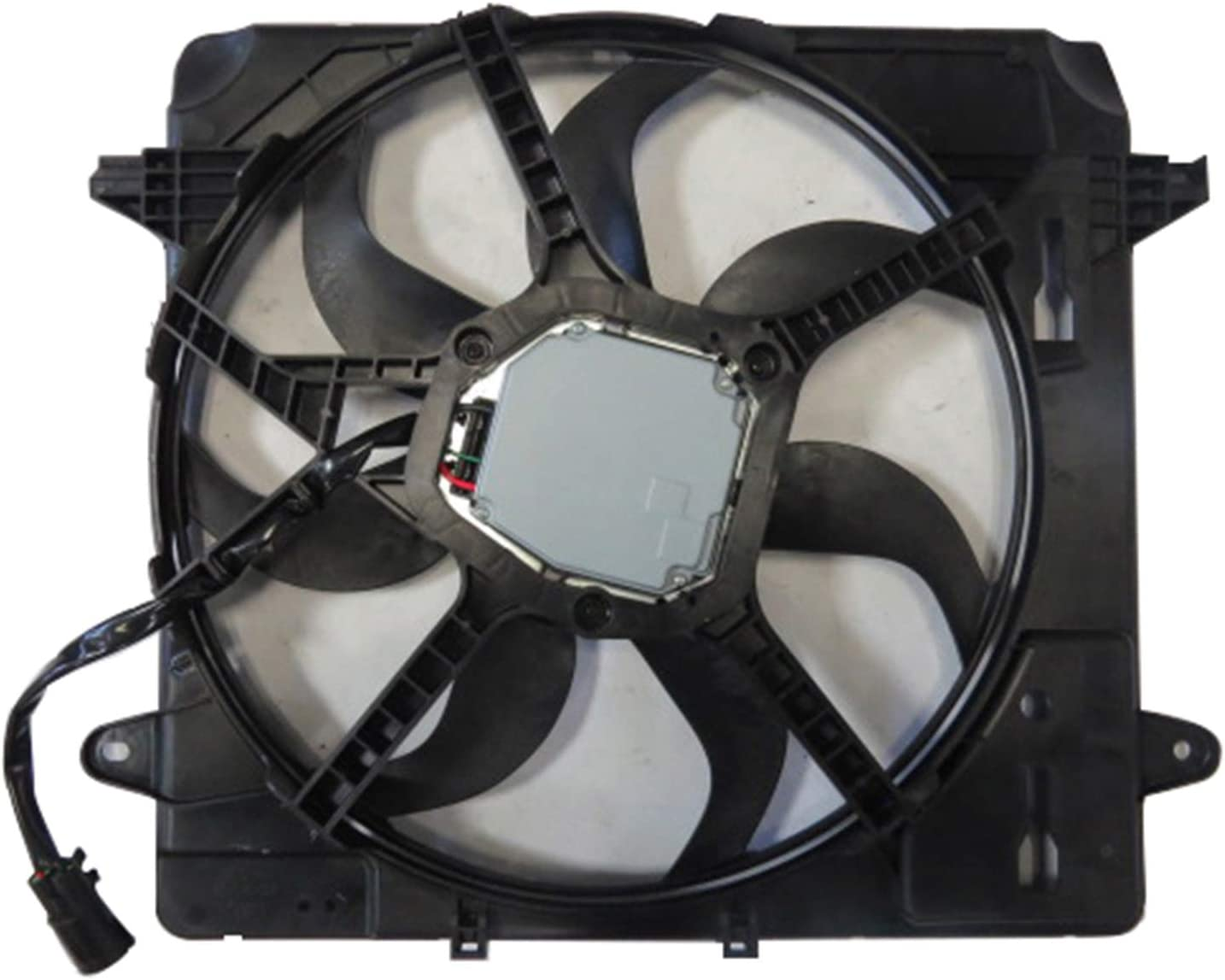 TYC 624080 Cooling Fan