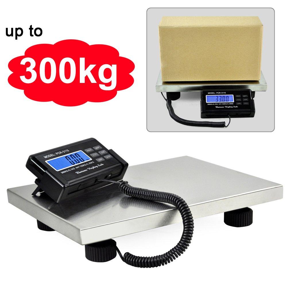 Radical Deal Heavy Duty Postal Shipping Platform Digital Scale 330lb