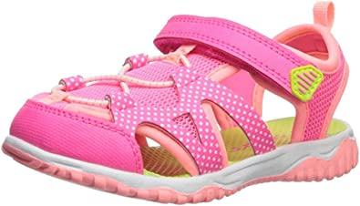 Carters Kids Zyntec Boys and Girls Athletic Sandal Sport