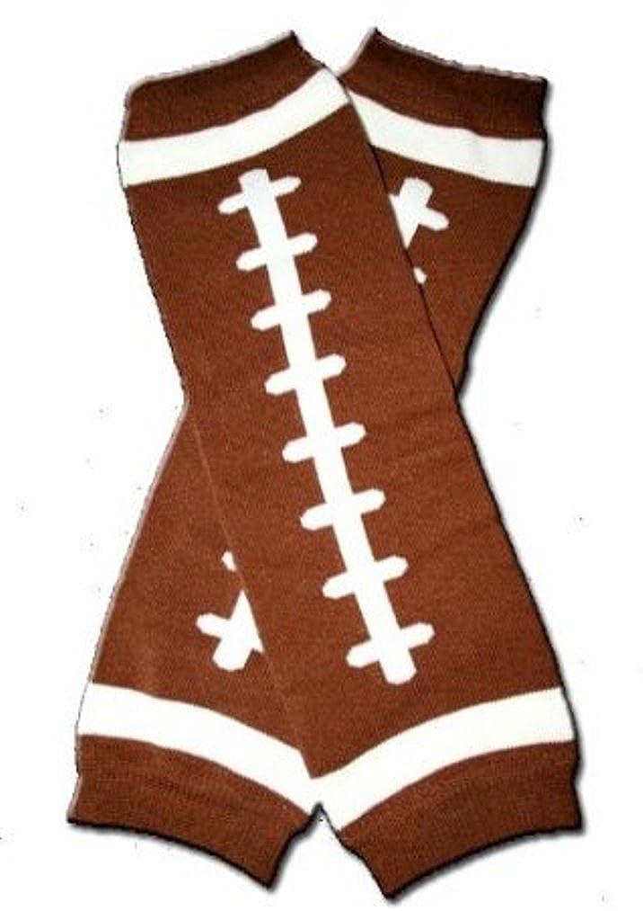 FOOTBALL Baby Leggings/Leggies/Leg Warmers for Cloth Diapers - UNISEX & ONE SIZE BubuBibi BB-LG-FOOTBALL
