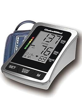 Auto Digital brazo Tensiómetro con indicador de escala Color, color negro: Amazon.es: Salud y cuidado personal