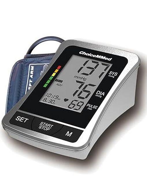 Auto Digital brazo Tensiómetro con indicador de escala Color ...