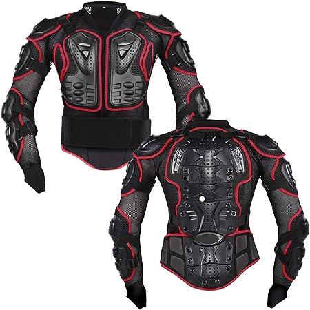 Amazon.com: Chaqueta de protección para motocicleta, de ...