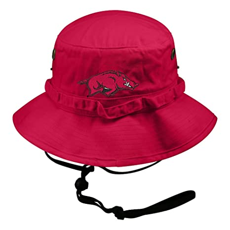 76a29f679 discount arkansas razorback bucket hat 9e43b 4b9ea