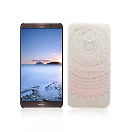 49 opinioni per Cover Huawei Mate 9 Custodia TPU Silicone OuDu Cover Huawei Mate 9 Cassa Gomma