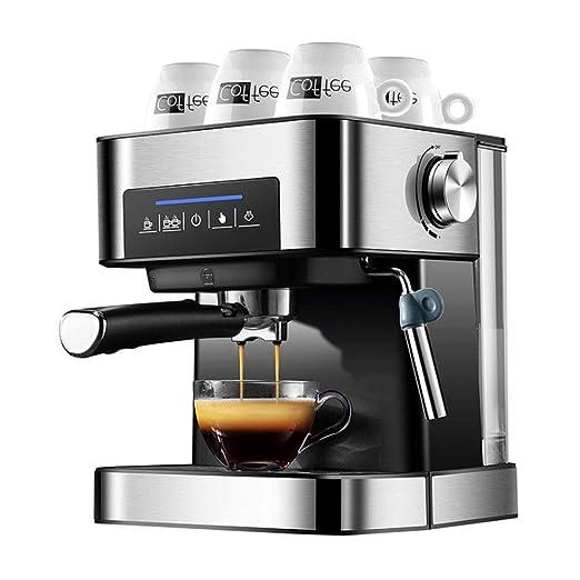 CDBGR Cafetera Espresso Programable 20 Bares Y Filtro Extracream ...