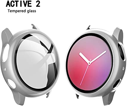 Jvchengxi Funda Protectora para Samsung Galaxy Watch Active 2 ...
